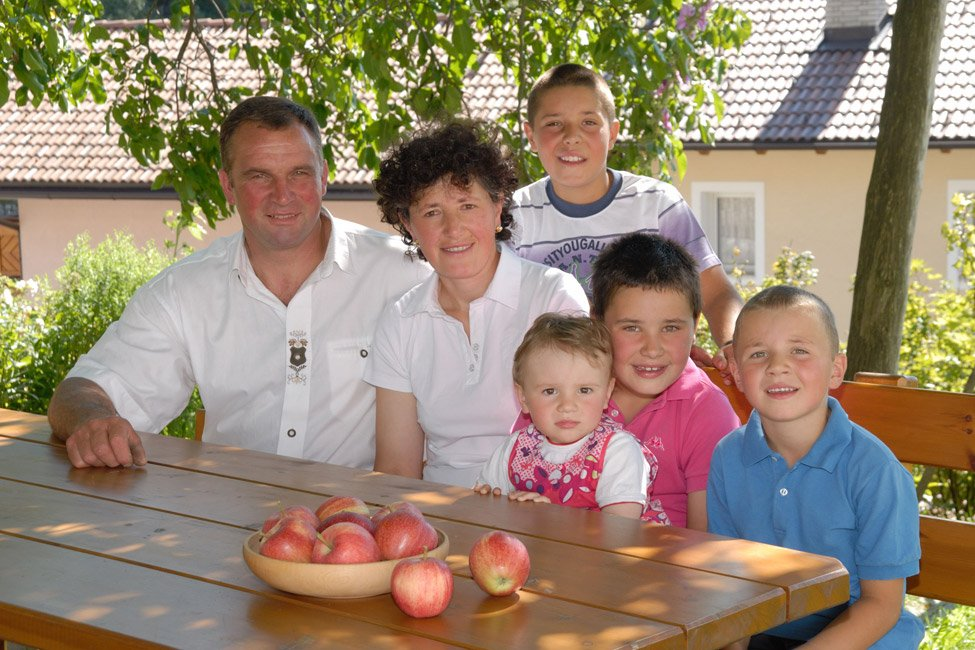 Familie Prosch - Baumannhof